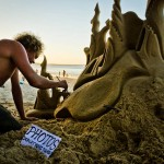 Last sandcastle